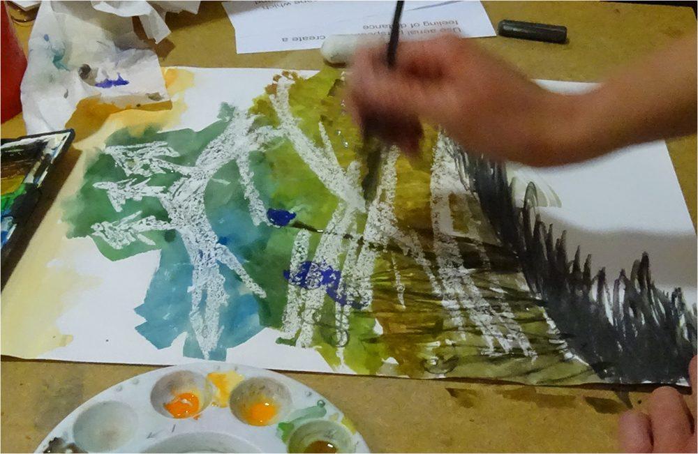 Explore Watercolour in the Studio: In Collaboration with the Fitzwilliam Museum, Cambridge