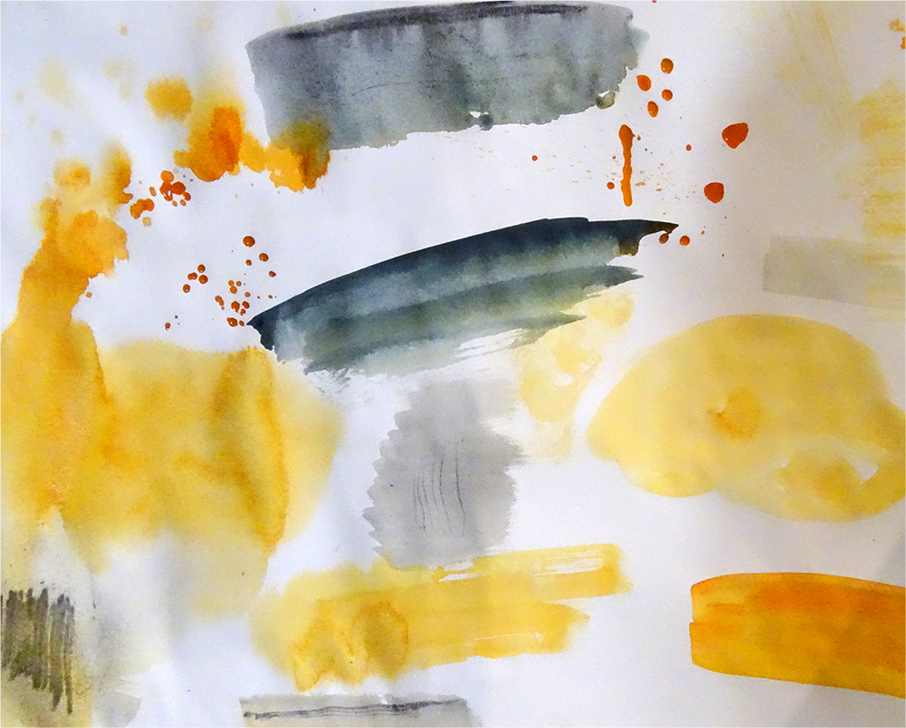 Exploring Watercolour at the Fitzwilliam Museum Cambridge with AccessArt