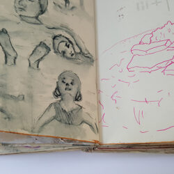 Artists tell us why they love their sketchbooks