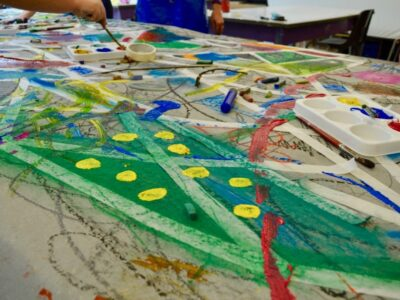 Colour - The power to make any colour - Chatteris - Arts and Minds