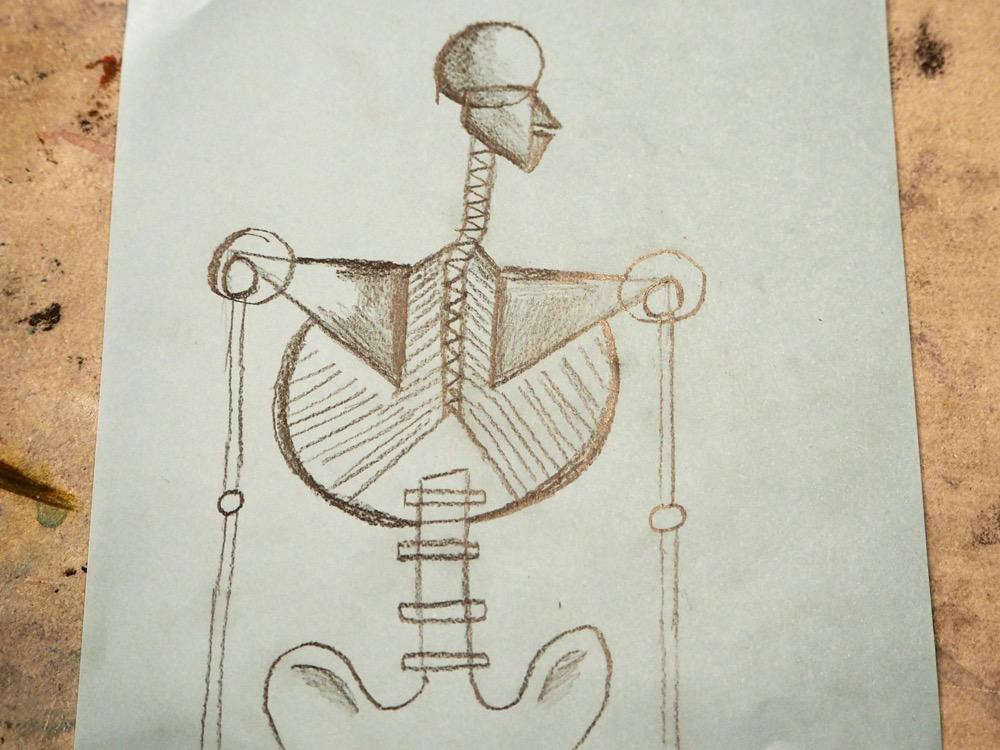 A Geometric Drawing