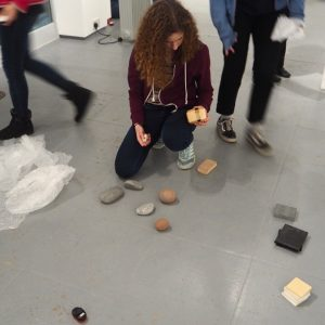 "Teenagers work on a range of explorations looking at light and contrasts. This workshop explores contemporary themes around placement, object and meaning.  [themify_button style=""xlarge block"" link=""https://www.accessart.org.uk/the-opposite-of-light/""  color=""#78608e"" text=""#ffffff""]Read More[/themify_button]"