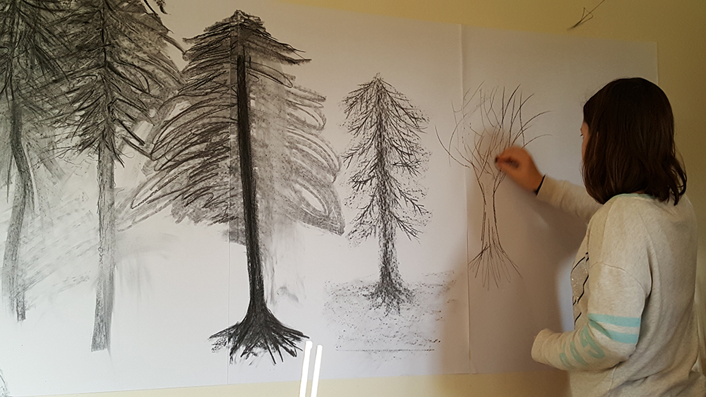 Adding more trees