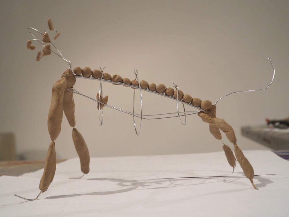Four Legged Creature - Arthur