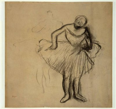 "This resource looks at drawings by the French artist, Edgar Degas (1834-1917), and how to enable the production of beautiful, 'inky drawings,' inspired by them in the classroom. This resource was created in collaboration with AccessArt and the Fitzwilliam Museum, Cambridge.  [themify_button style=""xlarge block"" link=""https://www.accessart.org.uk/how-to-make-beautiful-liquid-drawings-inspired-by-degas/"" color=""#d1cf30"" text=""#FFFFFF""]Read More...[/themify_button]"