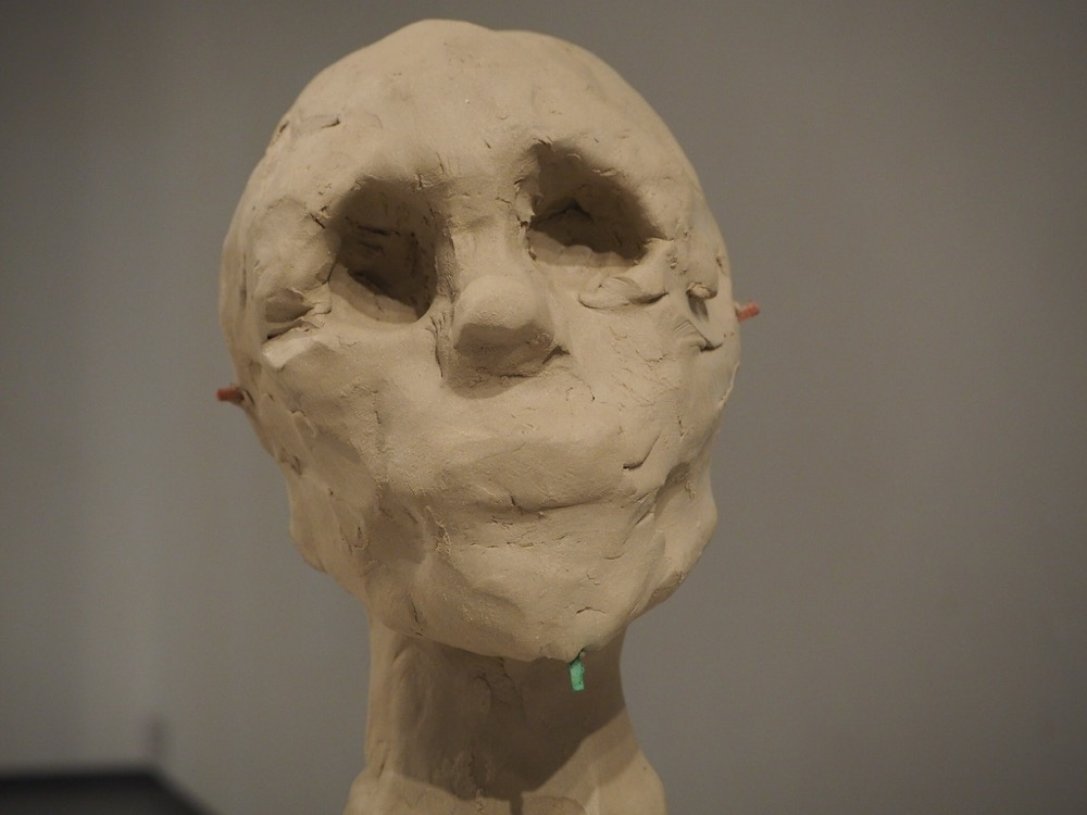 Modelling the Head in Clay Part 3: Skull by Melissa Pierce Murray