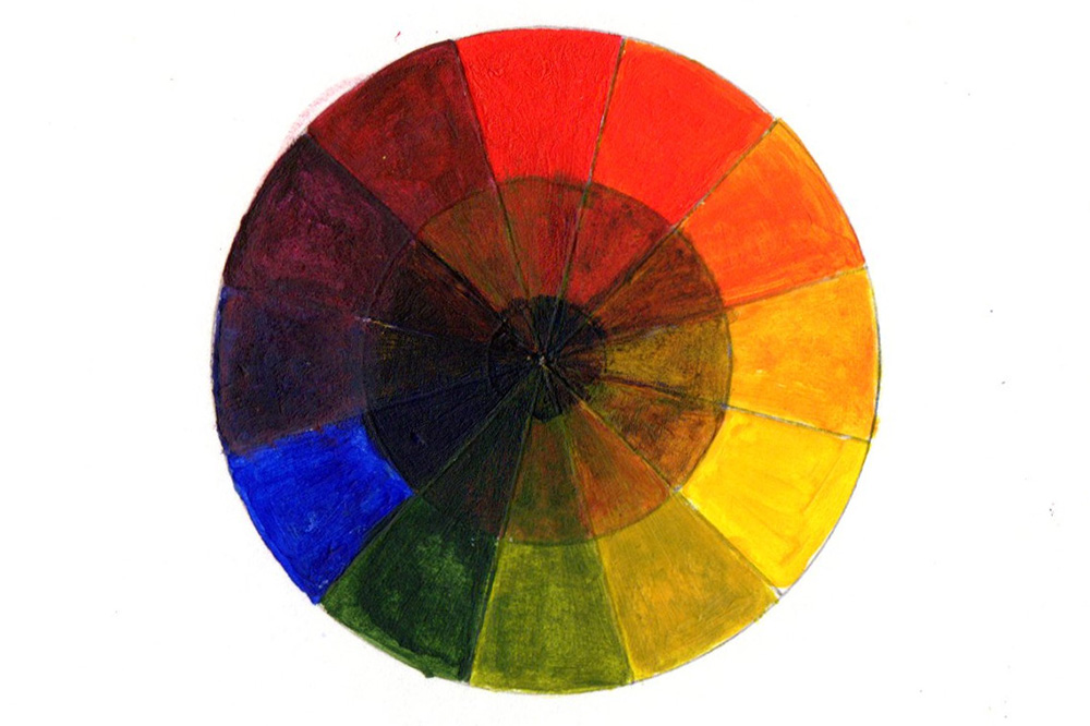 Simple, progressive exercises to explore colour mixing in a dynamic way