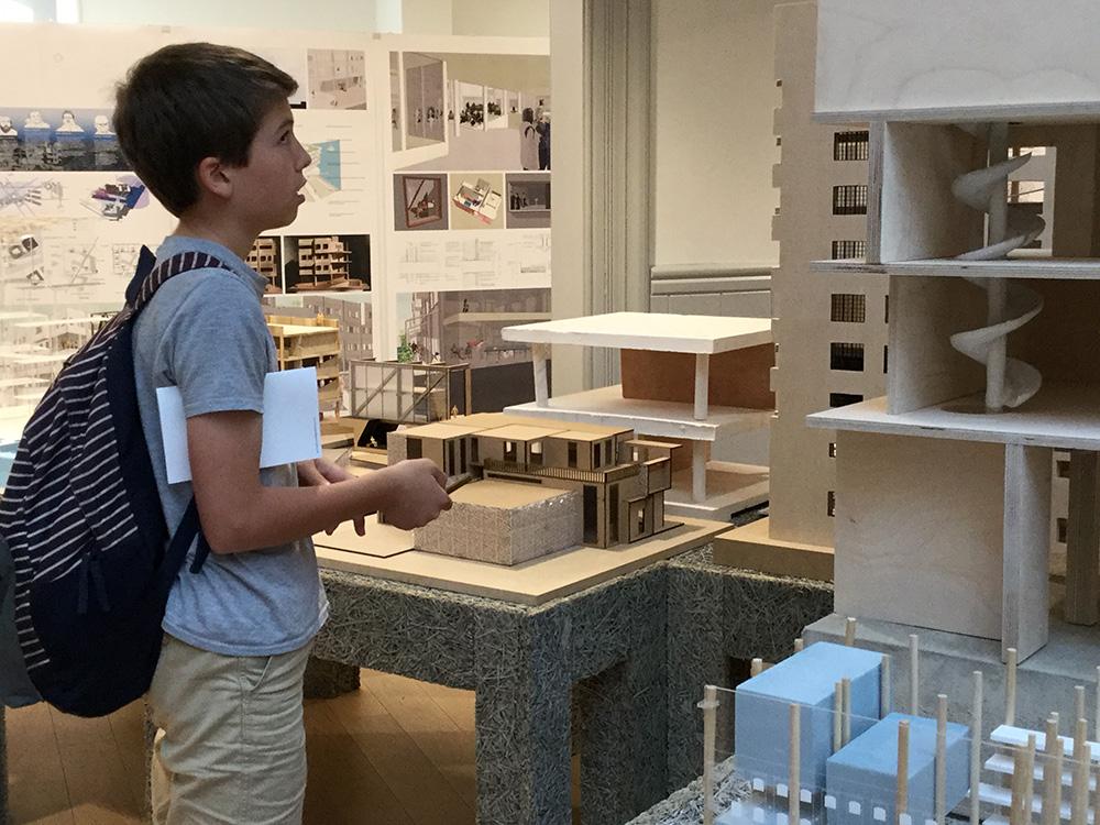 Architecture Degree Show NUA