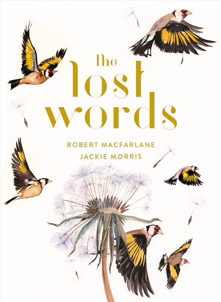 Lost Words Book Cover