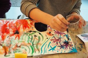 Resources to inspire painting, textiles and other media