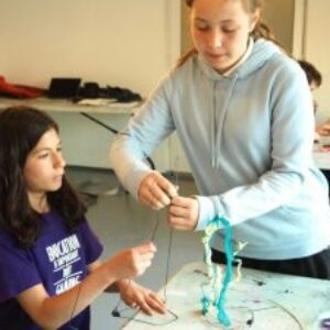 Using wire to construct