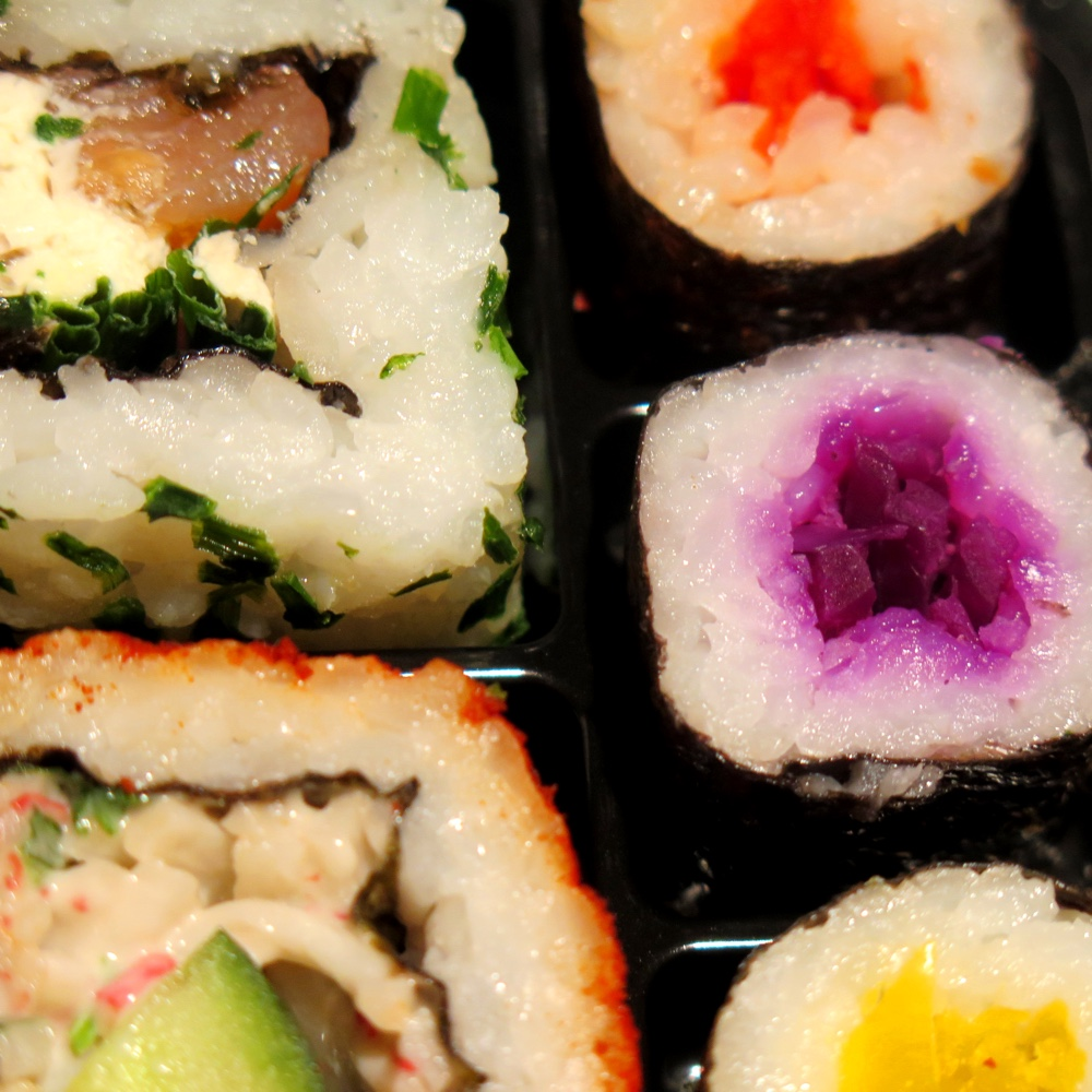 Japanese Sushi Inspires Our Art