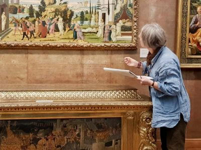 This post documents the CPD (Continued Professional Development) sessions in February and March 2019, hosted and delivered by the Fitzwilliam Museum, Cambridge in collaboration with AccessArt, for Cambridgeshire teachers participating in Inspire 2020 Project.