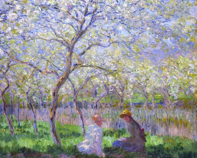 Monet-Springtime-PD.2-1953_LRG_0