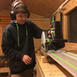 A Passion for Woodworking