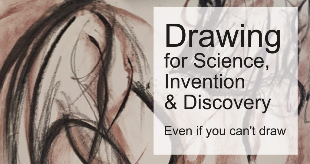 Paul Carney, Drawing for Science, Invention & Discovery