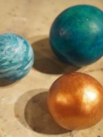 MPM_Painted_Clay_Spheres