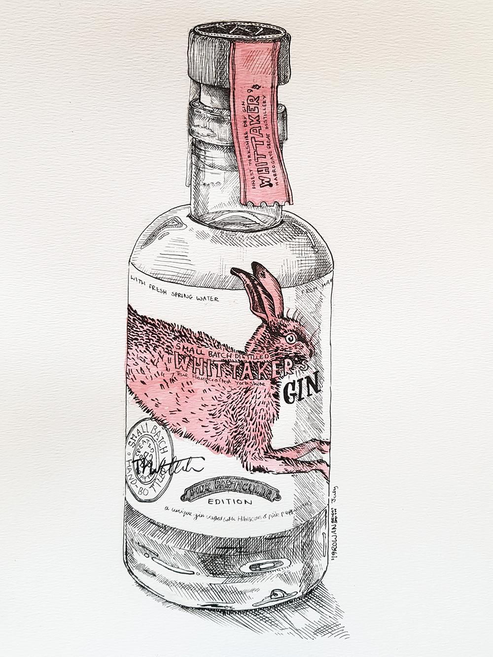 Ink & Nib Rowan Briggs Smith
