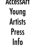 AccessArt Young Artists Press Info
