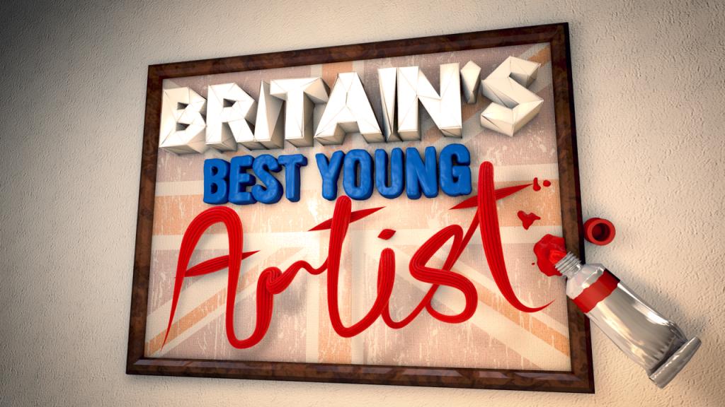 BBC Britains Best Young Artist Logo