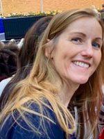 Pamela Stewart Primary school teacher at Hauxton