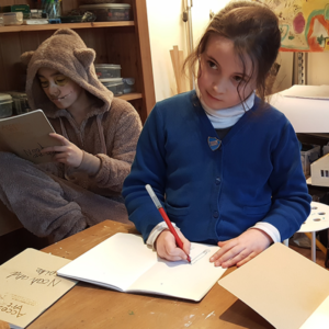 Exploring observational drawing