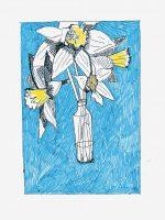 Flowers for the teachers by Jasmine