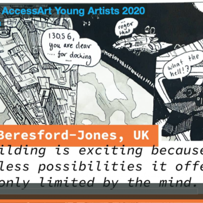 AccessArt Young Artist Intro