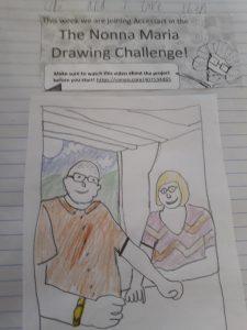 Headly Park Primary School Nonna Maria Challenge