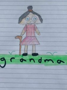 'Grandma' #NonnaMariaChallenge