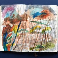 Sketchbook by Jo Blaker