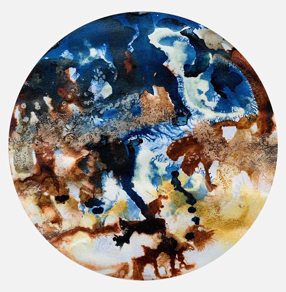 Globe Paintings with Stephanie Cubbin