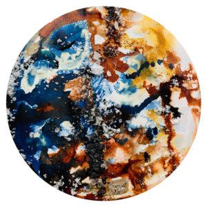 Globe Paintings with Stephanie Cubbin