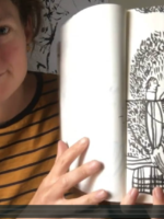 As part of DrawAble, artist Jo Blaker shares why sketchbooks are important to her.