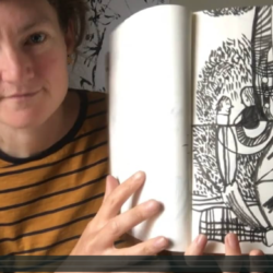 Jo shares her passion for sketchbooks and why they mean so much to her