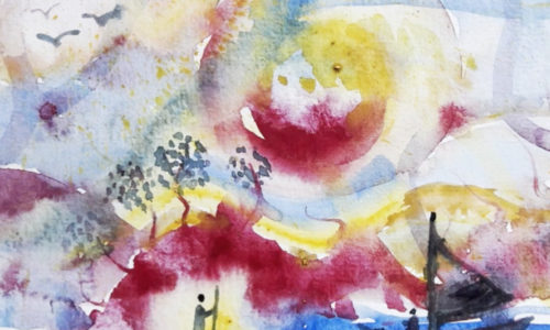 Exploring Through Watercolour Part Two