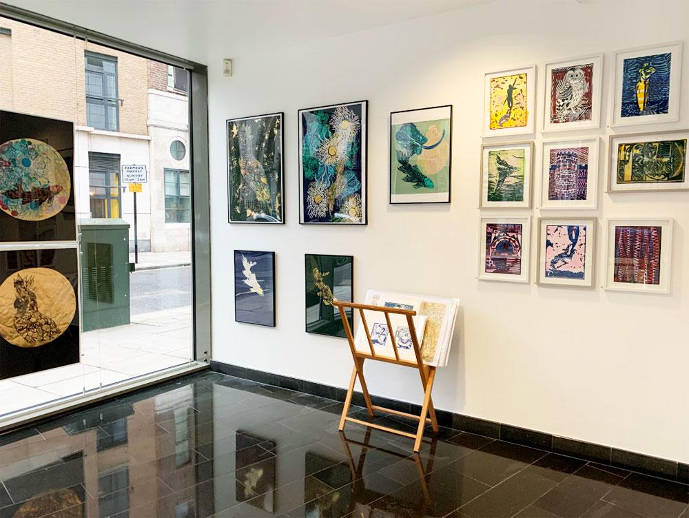 The Gallery, Stephanie Cubbin