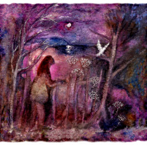 Moon by Emma Burleigh