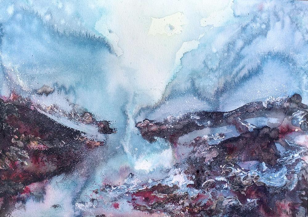 Sea by Emma Burleigh