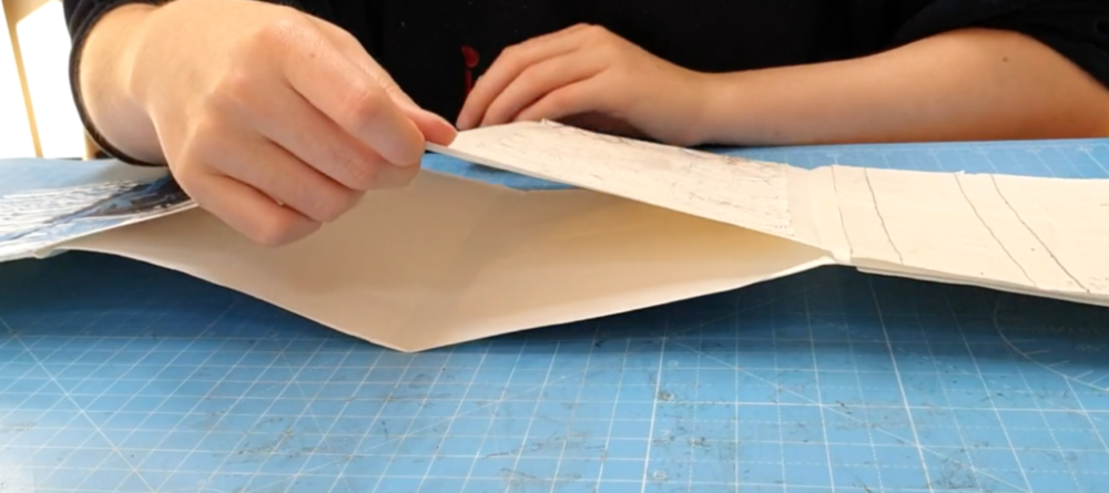 Making an Artist's Book by Paula Briggs