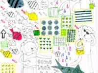 Debbie Greenaway – Examples of artists sketchbooks