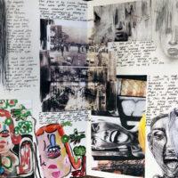 Y9 collecting ideas by Stephanie Cubbin