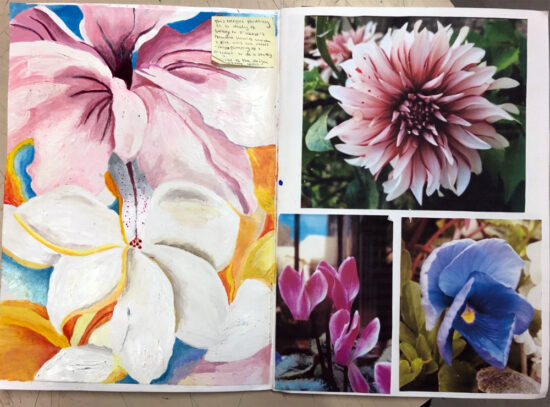 Y9 photography and artist study by Stephanie Cubbin