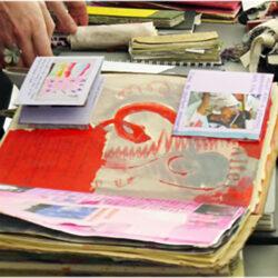AccessArt advocates for key sketchbook concepts in schools