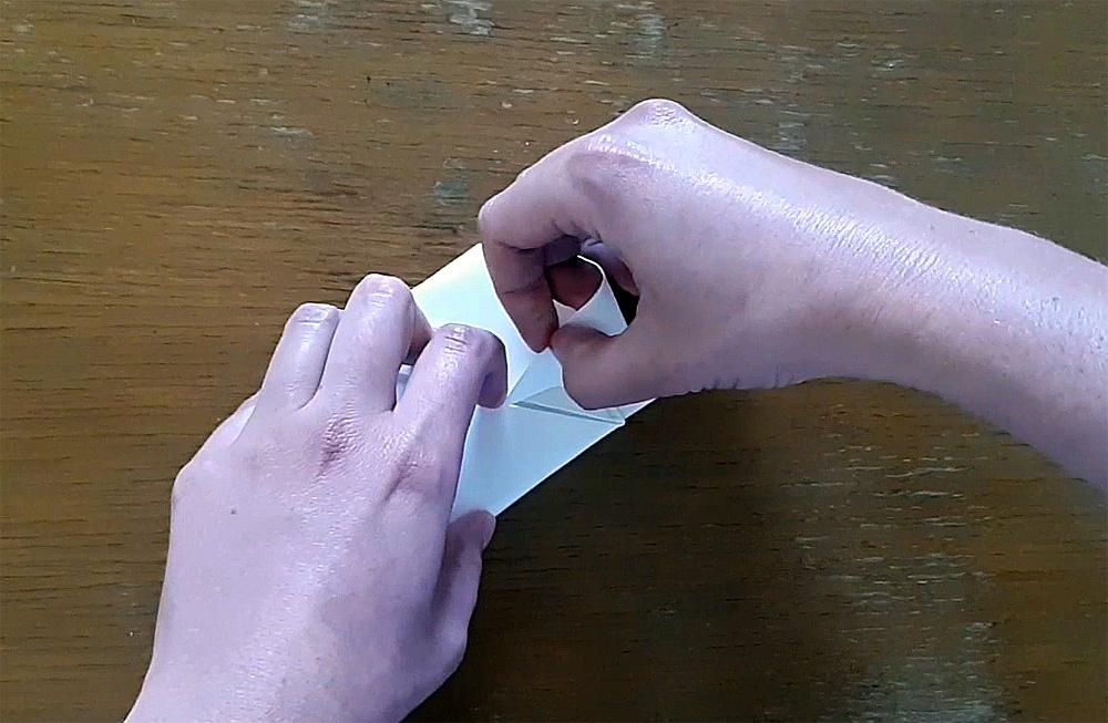 Puzzle purse making process by Eilis Hanson