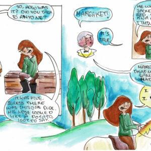 A participant comic
