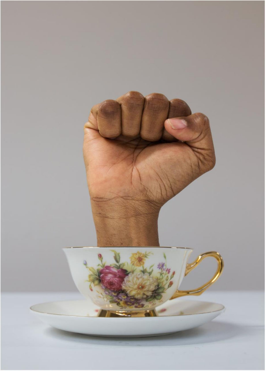 Richard Mark Rawlins, Empowerment, from series I AM SUGAR. 2018. © Richard Mark Rawlins