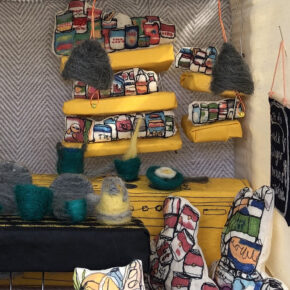 Felting and Embroidering Sets