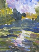 Student Monet Response by Katherine Woodard
