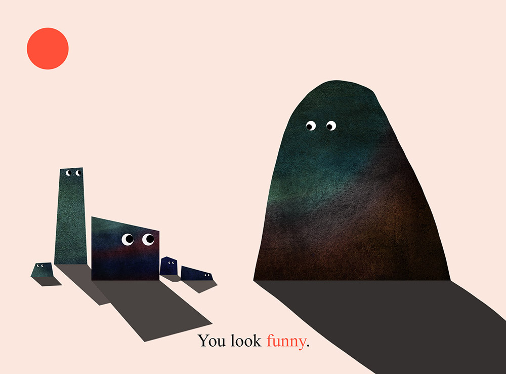 you Look Funny by Toby Pritchard